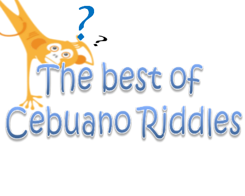 Cebuano Riddles