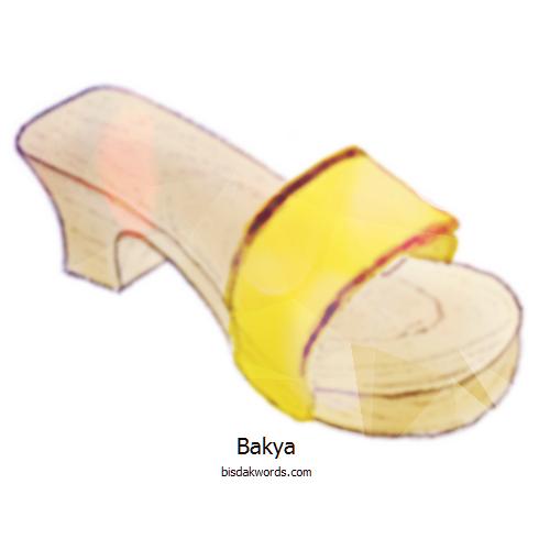 bakya