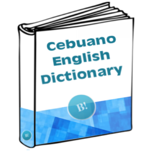 cebuano english dictionary