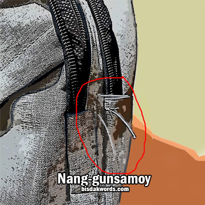 nang-gunsamoy
